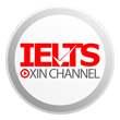 اکسین چنل آیلتس Logo